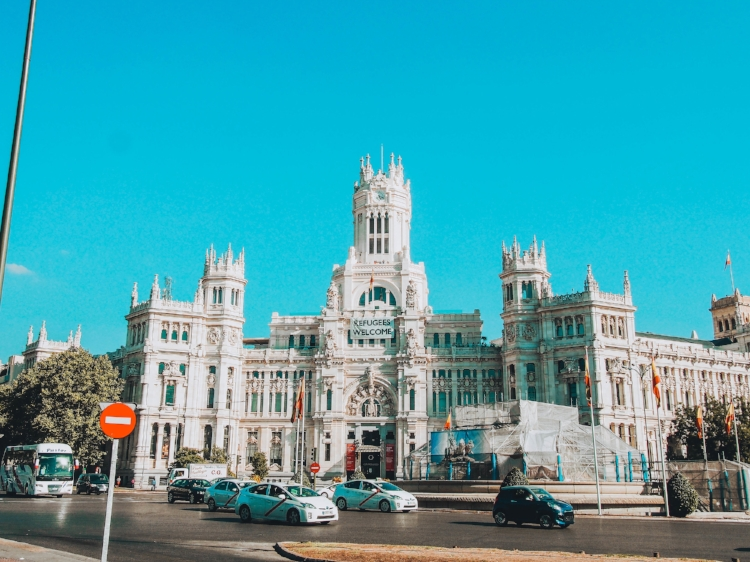 One of my dream jobs is to become a Madrid Travel Guide. No kidding! I'm in love with this city and it has a lot to offer.