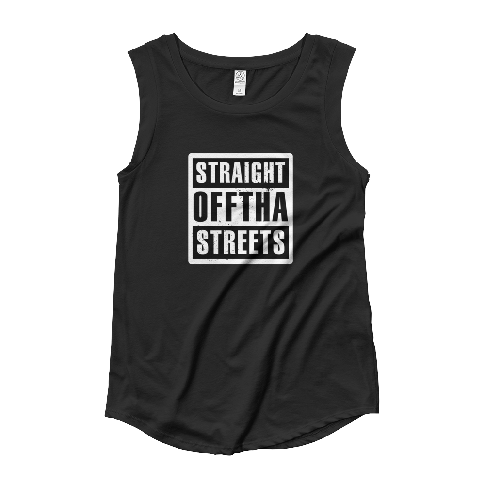 Support our campaign - Purchase an excluse SPR Straight Offtha Streets tank!