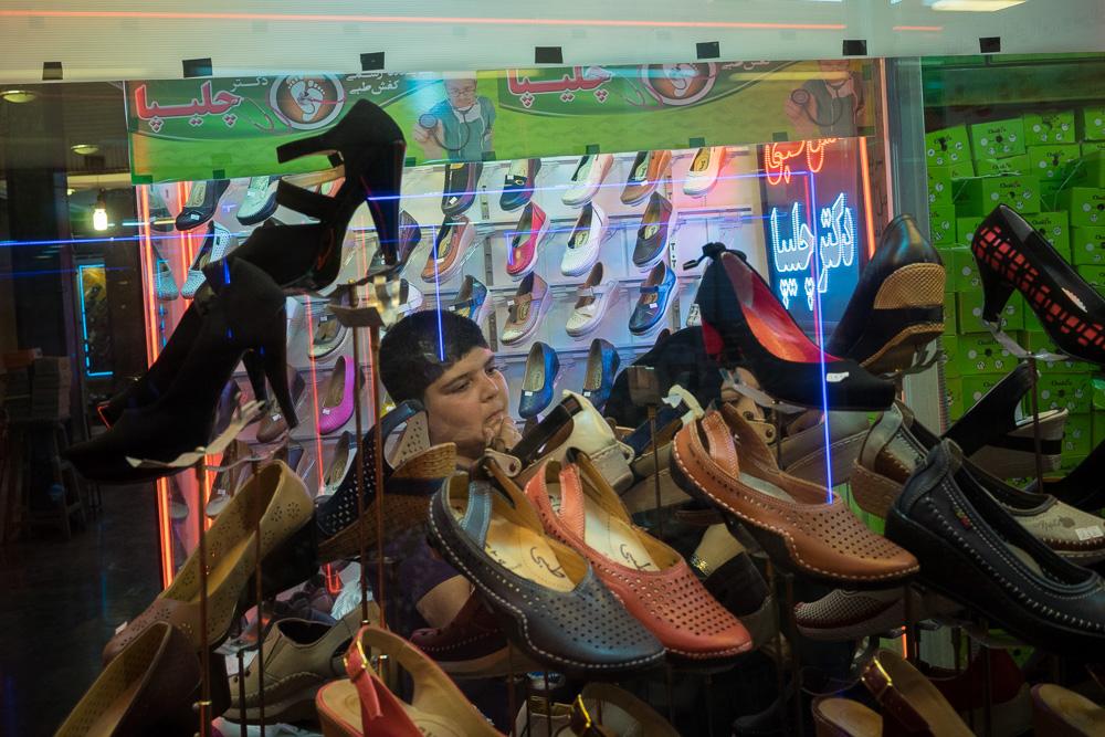 Consumerism in Iran