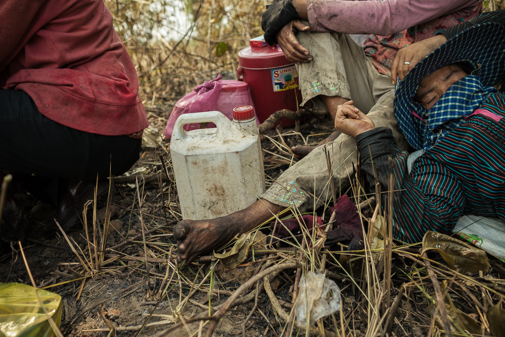 Blood Sugar: The life in the Cambodian sugar cane plantations