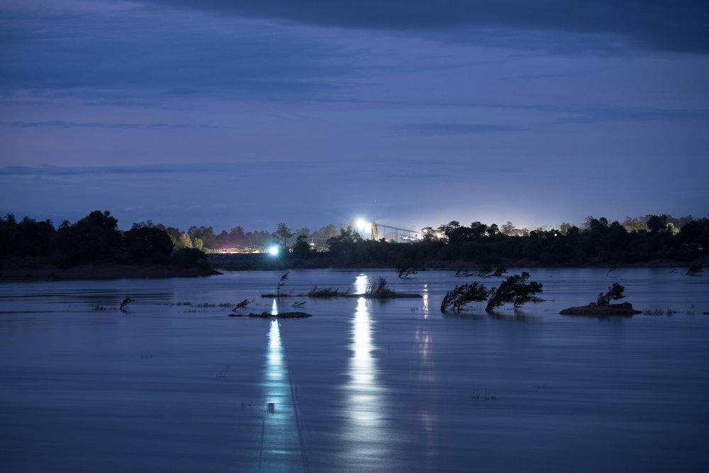 Don Sahong Dam