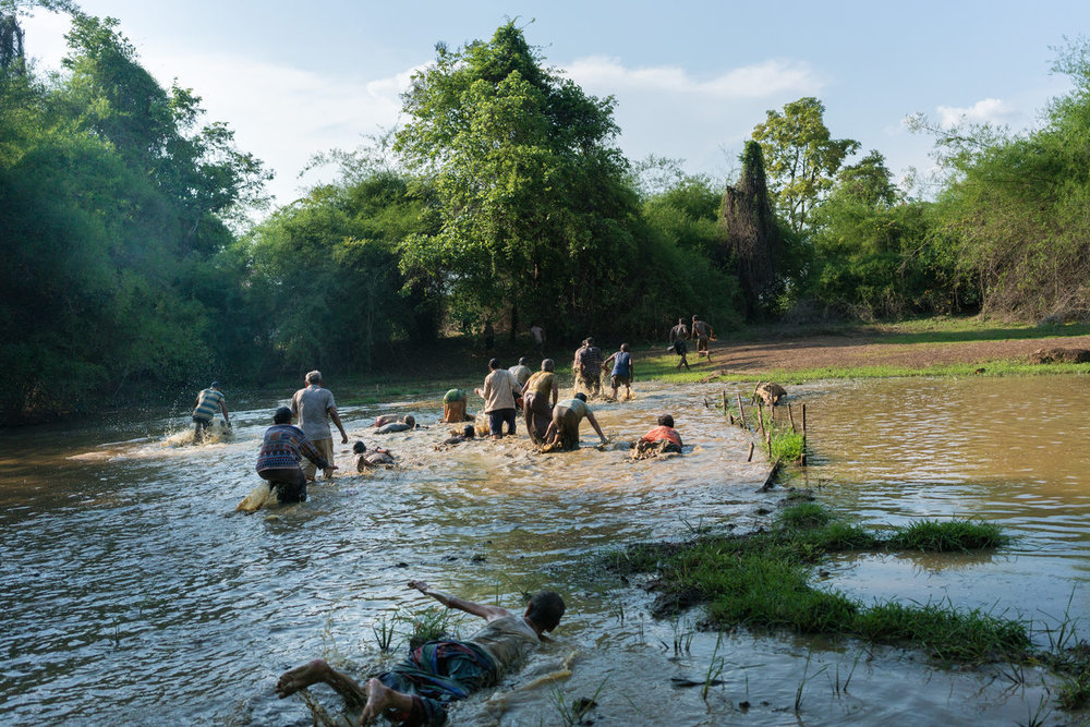 Mekong: a river in chains