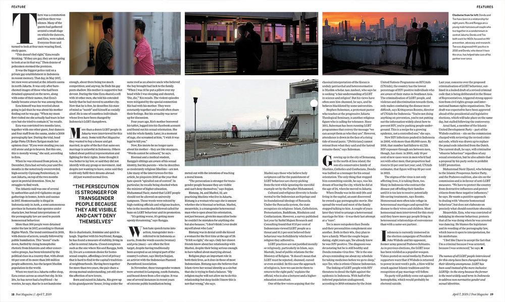 The South China Morning Post Magazine