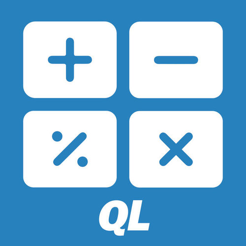 Mortgage Calculator by Quicken Loans - This app does just what it's title says; calculate your monthly mortgage payment, refinance your home, see what you can afford, and more all at the touch of a button.