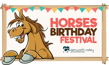 Glenworth Valley's Horses Birthday Festival