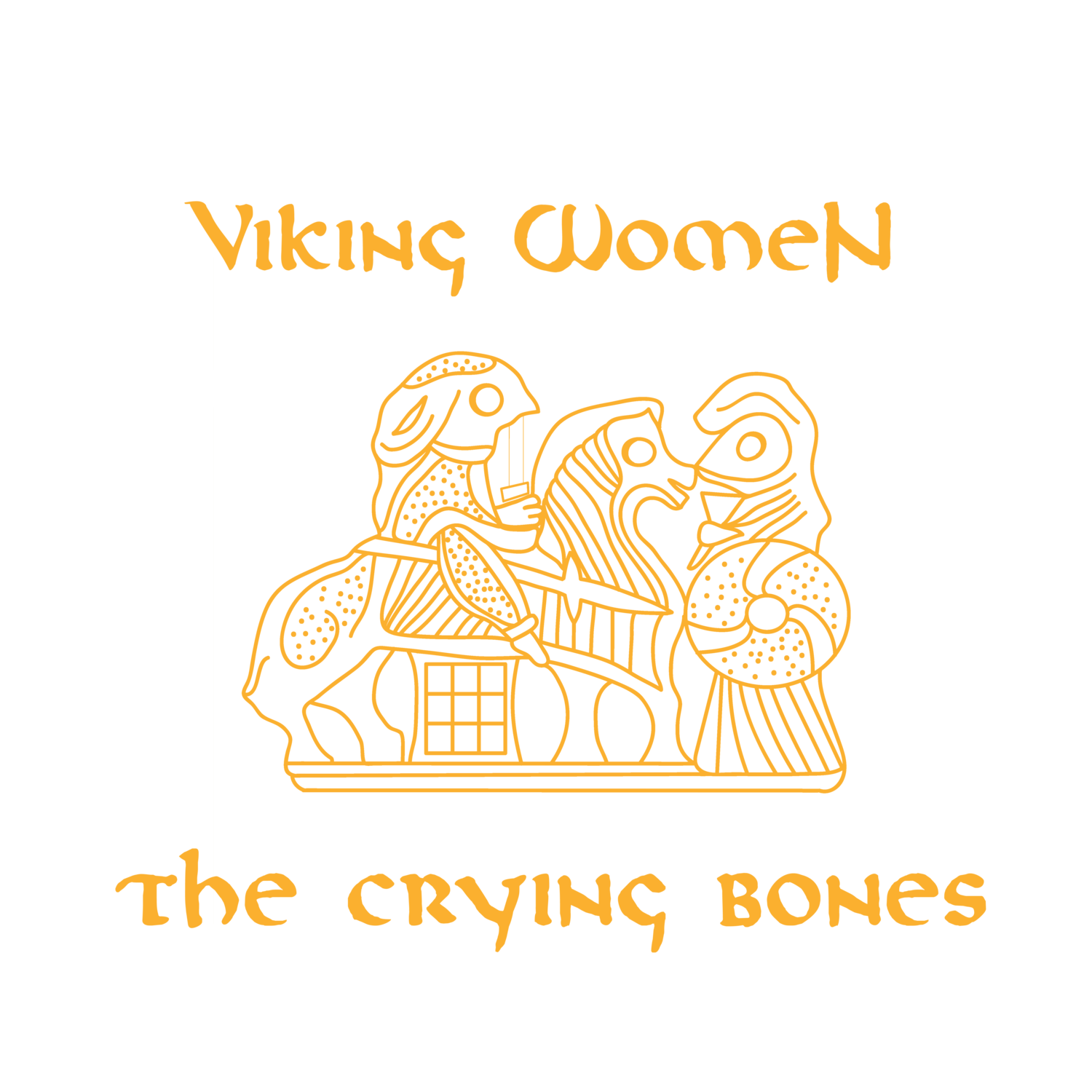 Viking Women: The Crying Bones