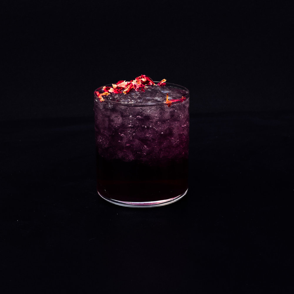 Dynasty Moon - Brookie's Byron Bay Gin, Lillet Rose Aperitif, Lychee, Rose