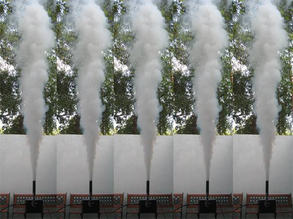CO2 Jets- Available for any special events.