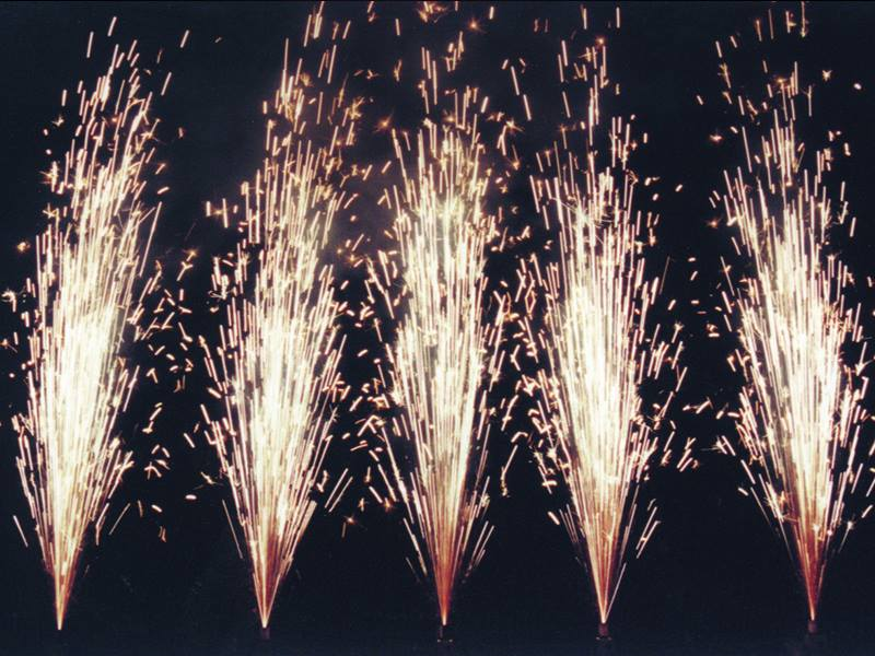 Gerbs- Pyroworks offered the best quality of Gerbs.