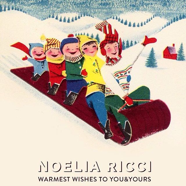 Too cute not to share 🌲 . Merry Christmas everyone . Credit @noelia_ricci
