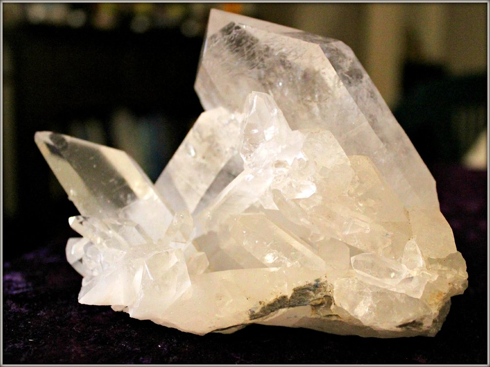 crystals enhance the healing