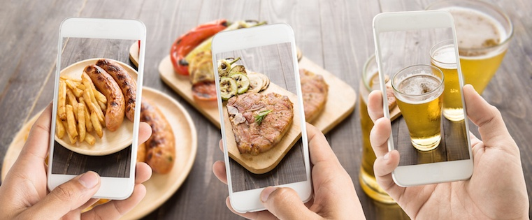 Find your niche and a dish that can become an instagram treasure trove!