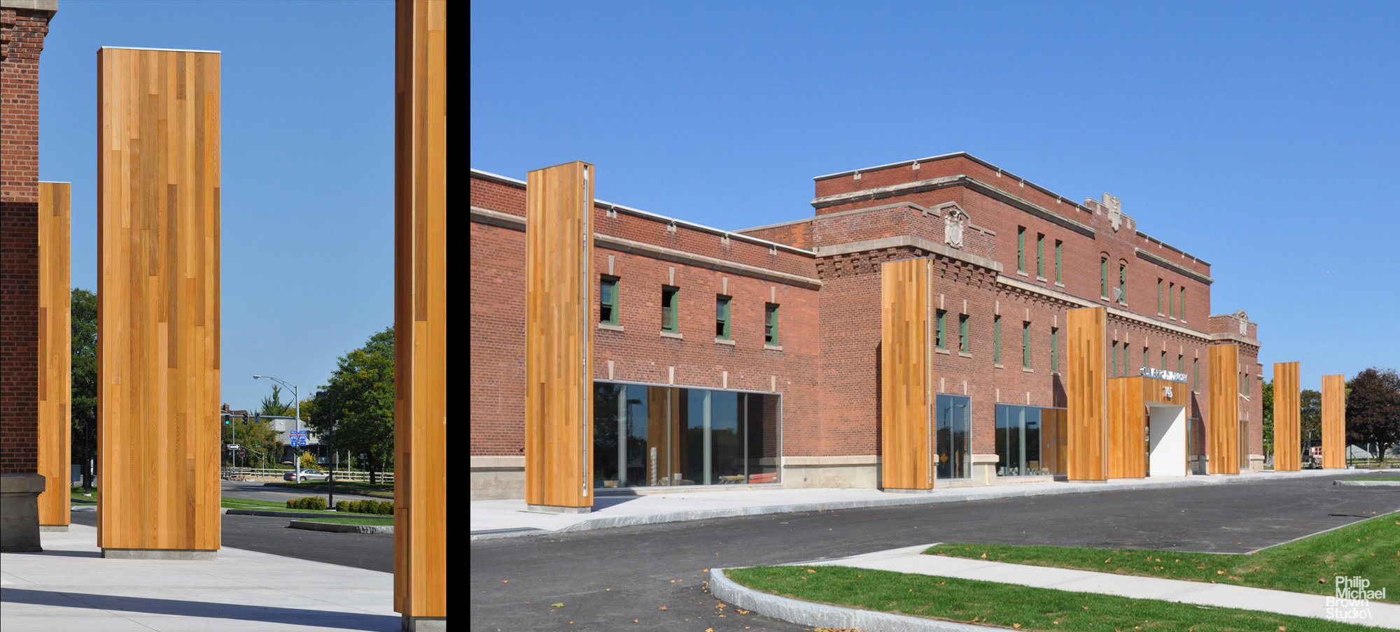 culver armory redevelopment