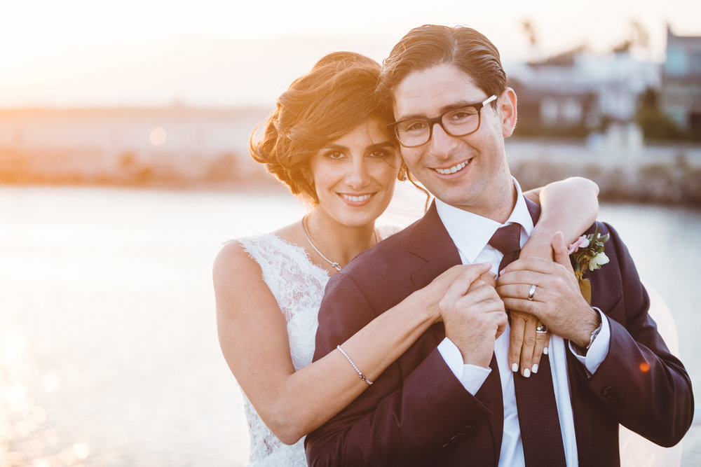 Azadeh + Alex Wedding    Marina Del Rey - Los Angeles, CA