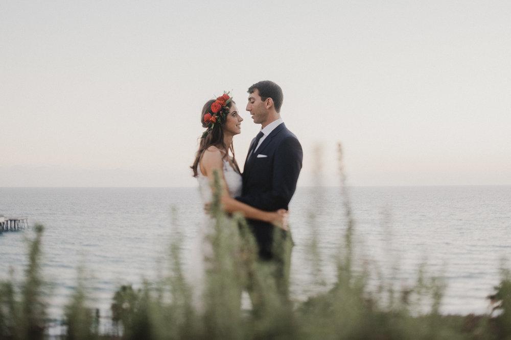 Jodi & Brian Wedding   Casa Romantica - San Clemente, CA