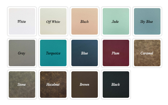 Leather Cover Options