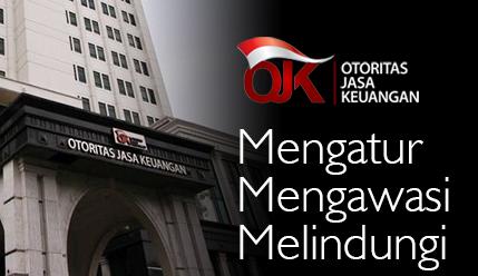 Gedung Otoritas Jasa Keuangan