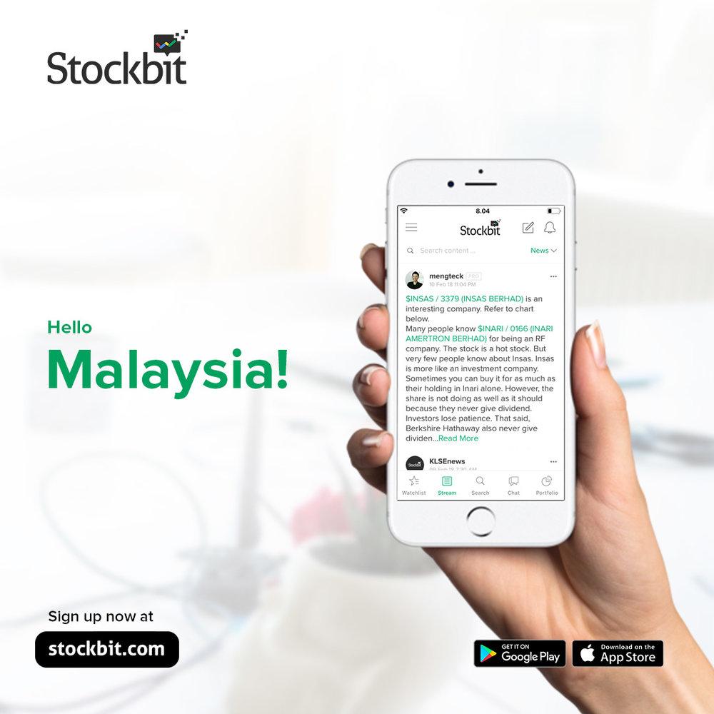 Stockbit Malaysia