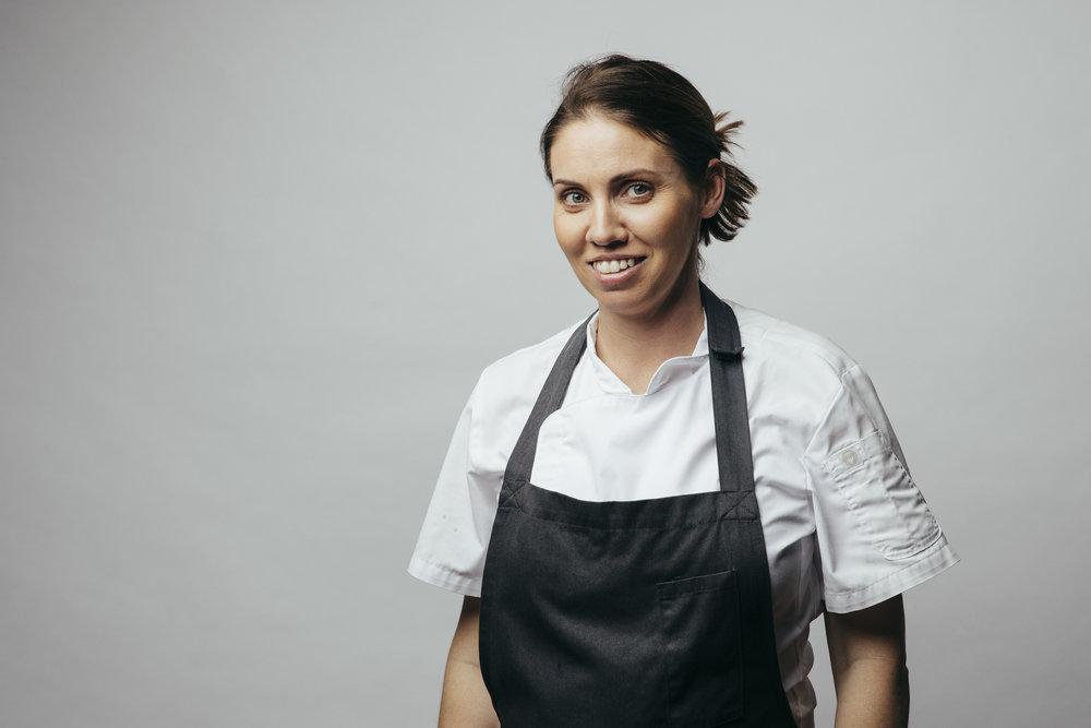 Nicole Bashinsky - Head Pastry Chef