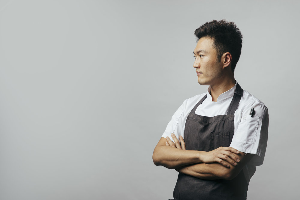 Insik Jeong - Junior Sous Chef
