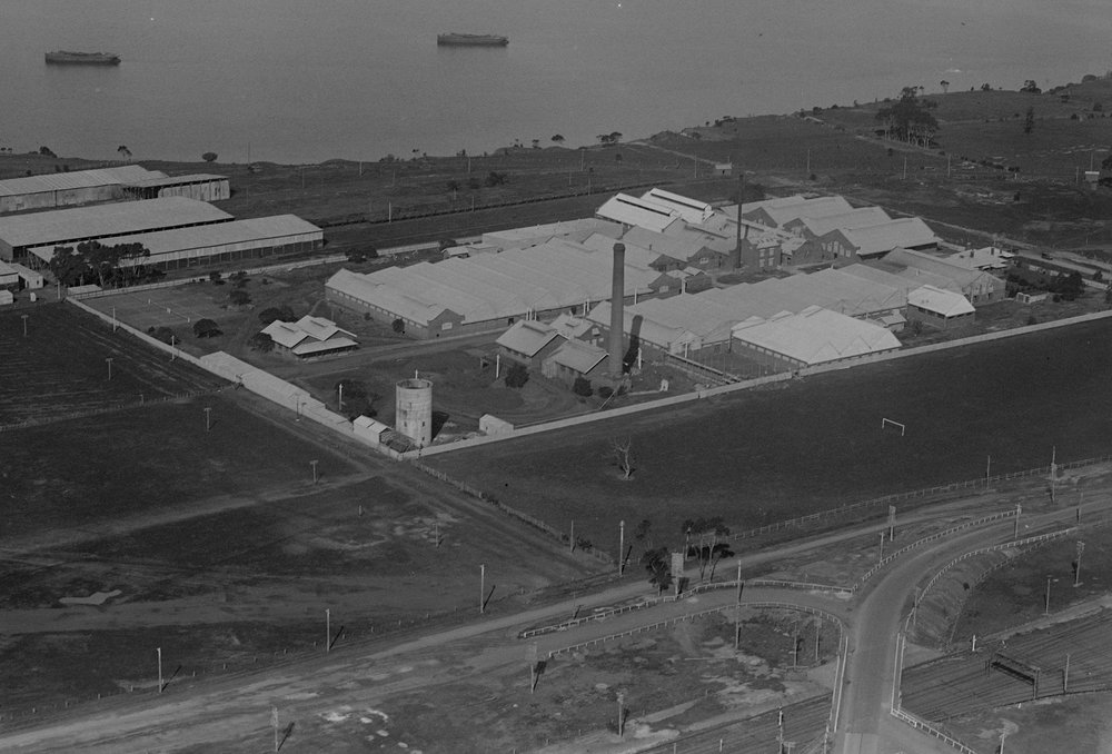 HISTORY - 100 Years of Innovation at the Federal Mills