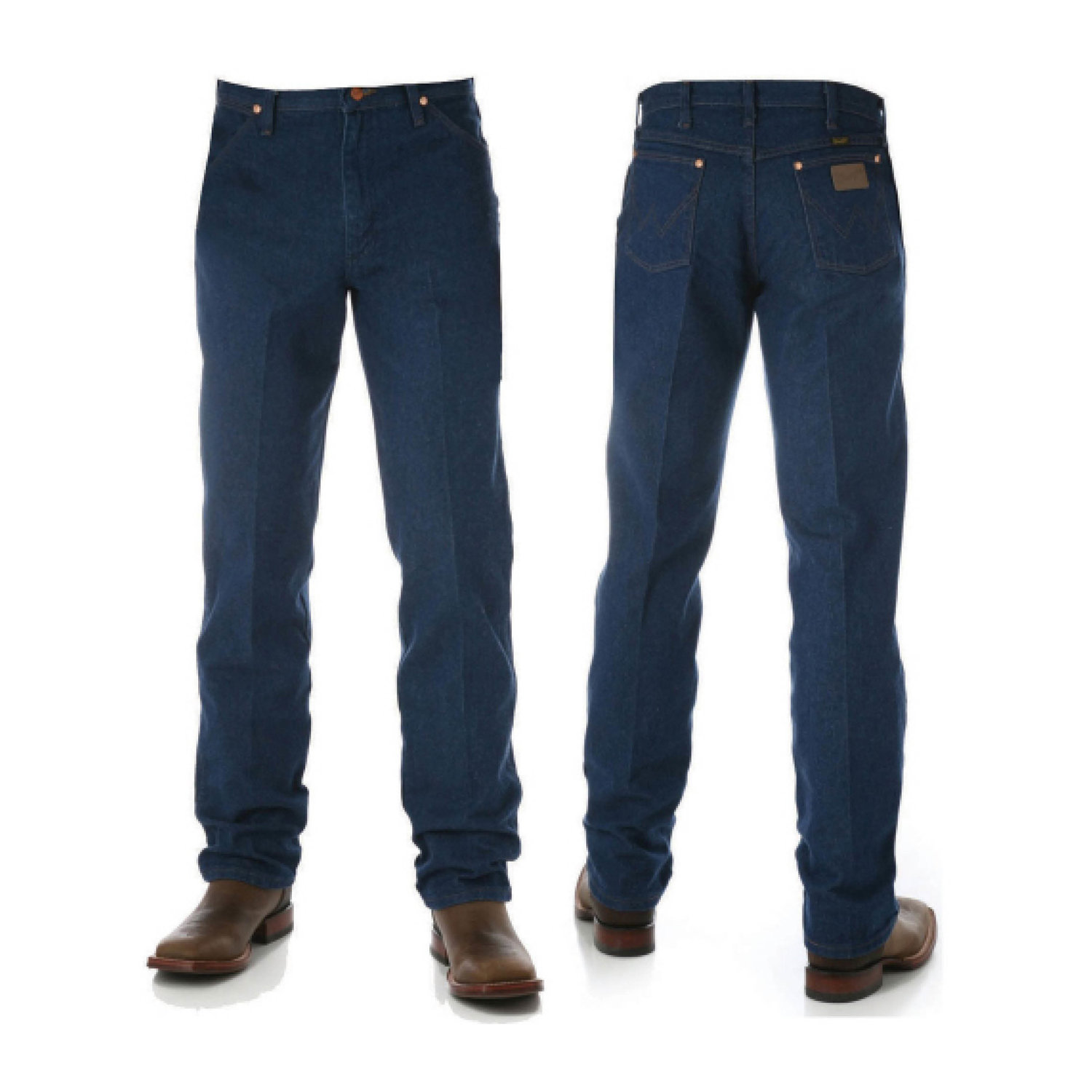 07756662 Wrangler - Men's Cowboy Cut Original Jeans - 13MWZPW32 * — Griffith Feed  and Grain
