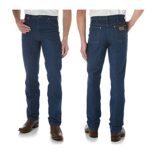 fef30841 Wrangler - Men's Cowboy Cut Slim Fit Jeans - 0936PWD34 * — Griffith ...