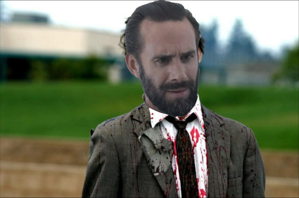 Zombie Fred Waterford - The Handmaid's Tale