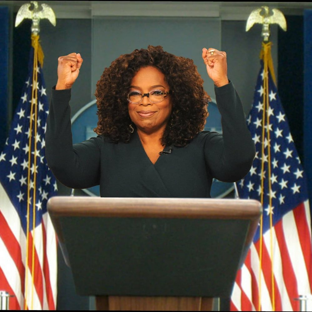 Oprah President Handmaids Tale