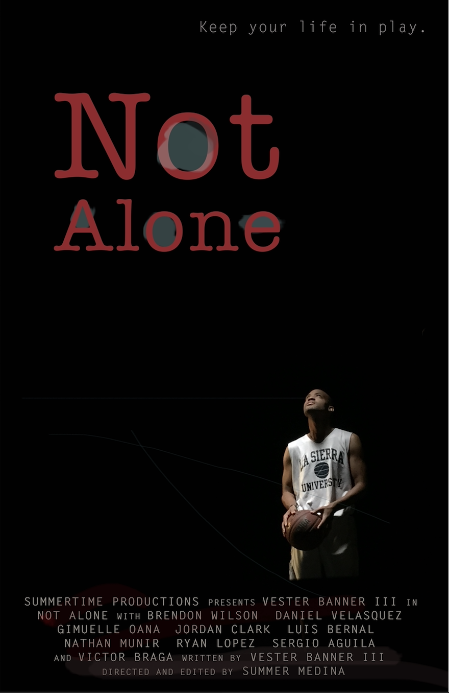 Not Alone | PSA Suicide Prevention 2017