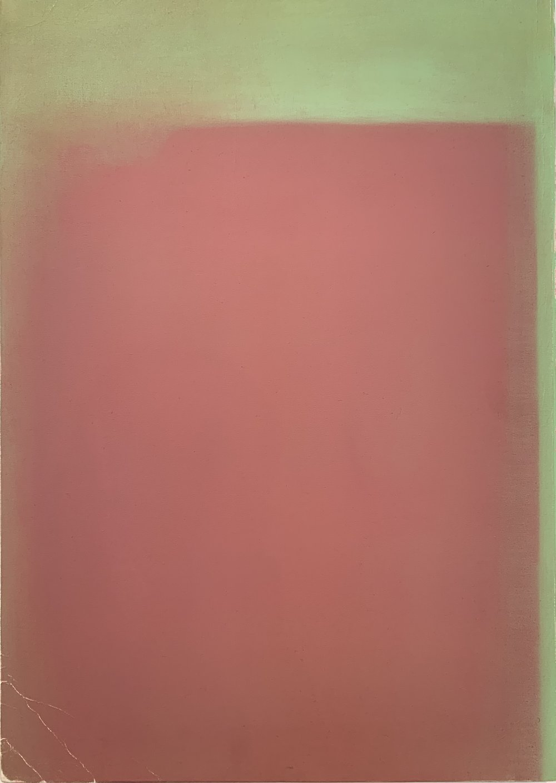 CHRIS CARMODY  (2CF) MK7107.3.M3 , 2012 oil on canvas 75.5 x 53.5 cm