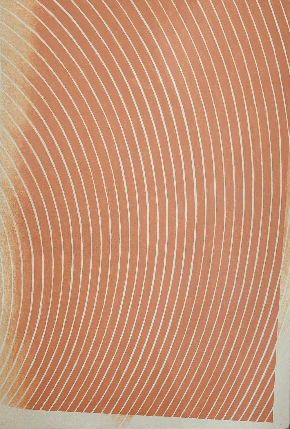 CHRIS CARMODY  UA845.J36I,  2012 oil on canvas 74 x 49.9 cm
