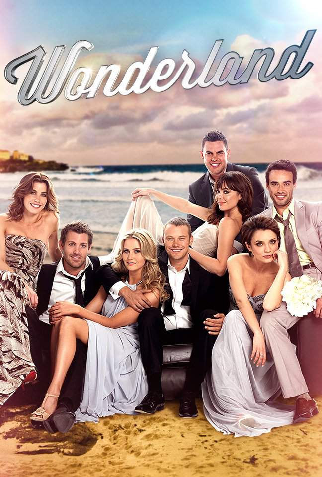 "Megan guest-starred as ""Amelia Windsor"" on Channel Ten's hit drama Wonderland (2014)."