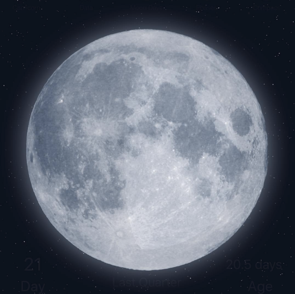 When do we get a full moon