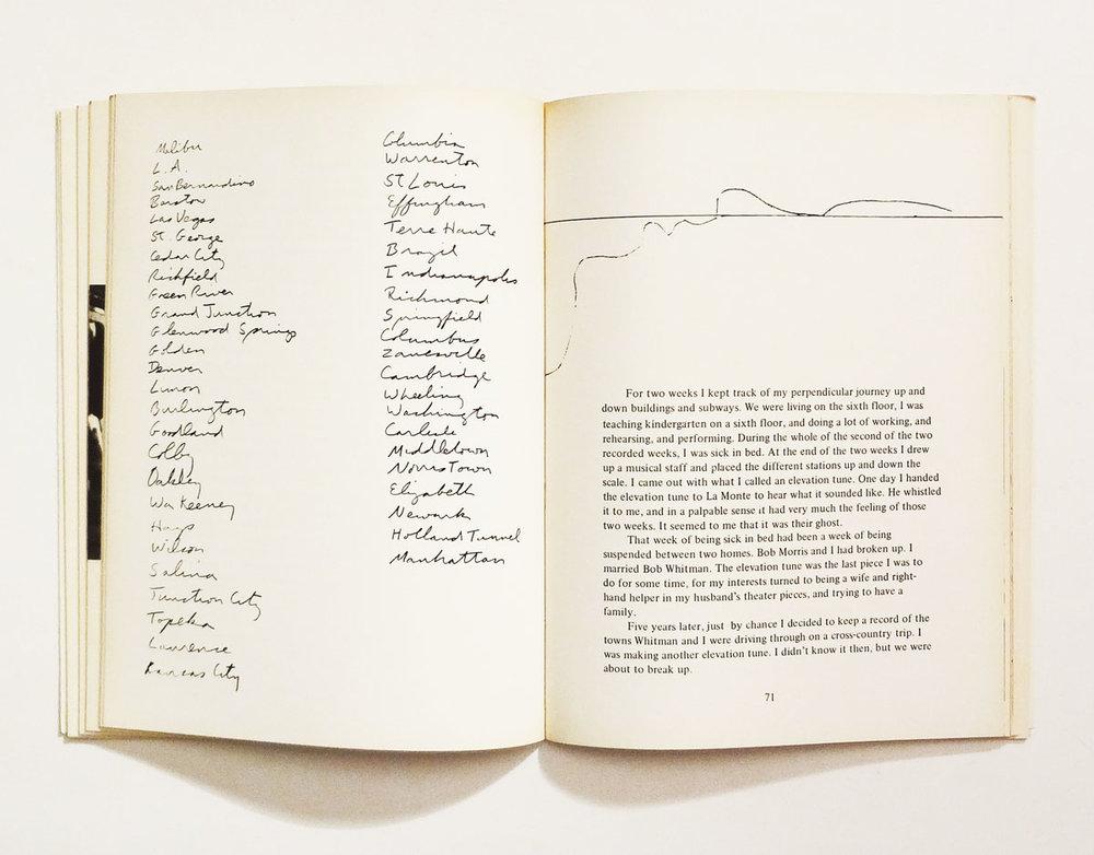 Handbook In Motion, 1974