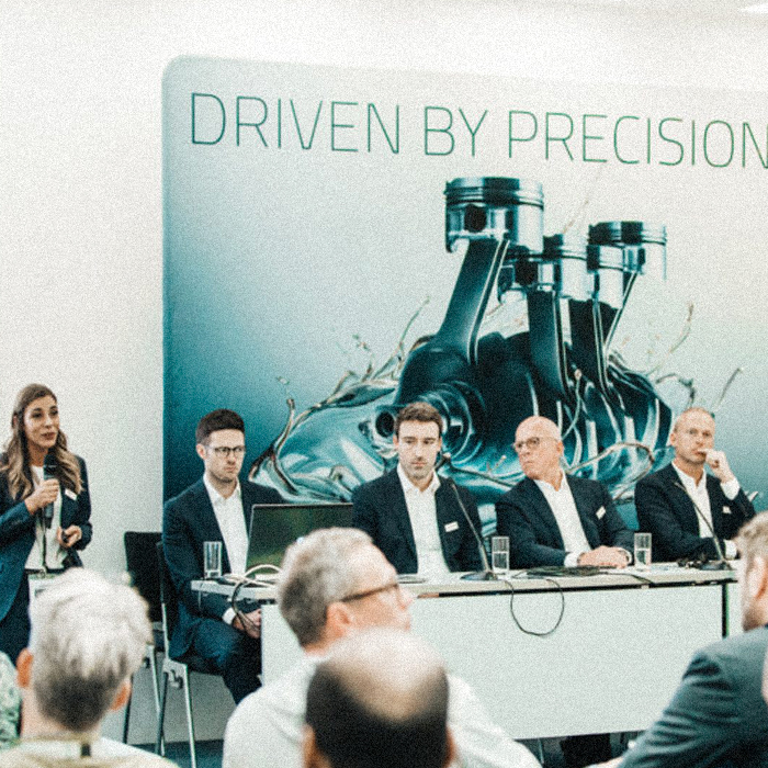 Wolf Automechanika press conference