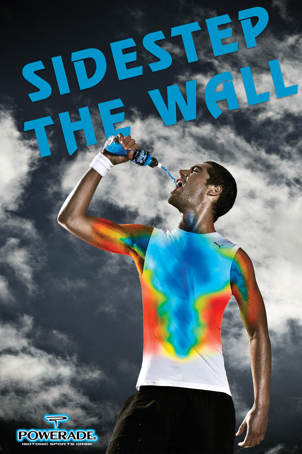 Powerade | Art Direction | Design | By James-Lee Duffy