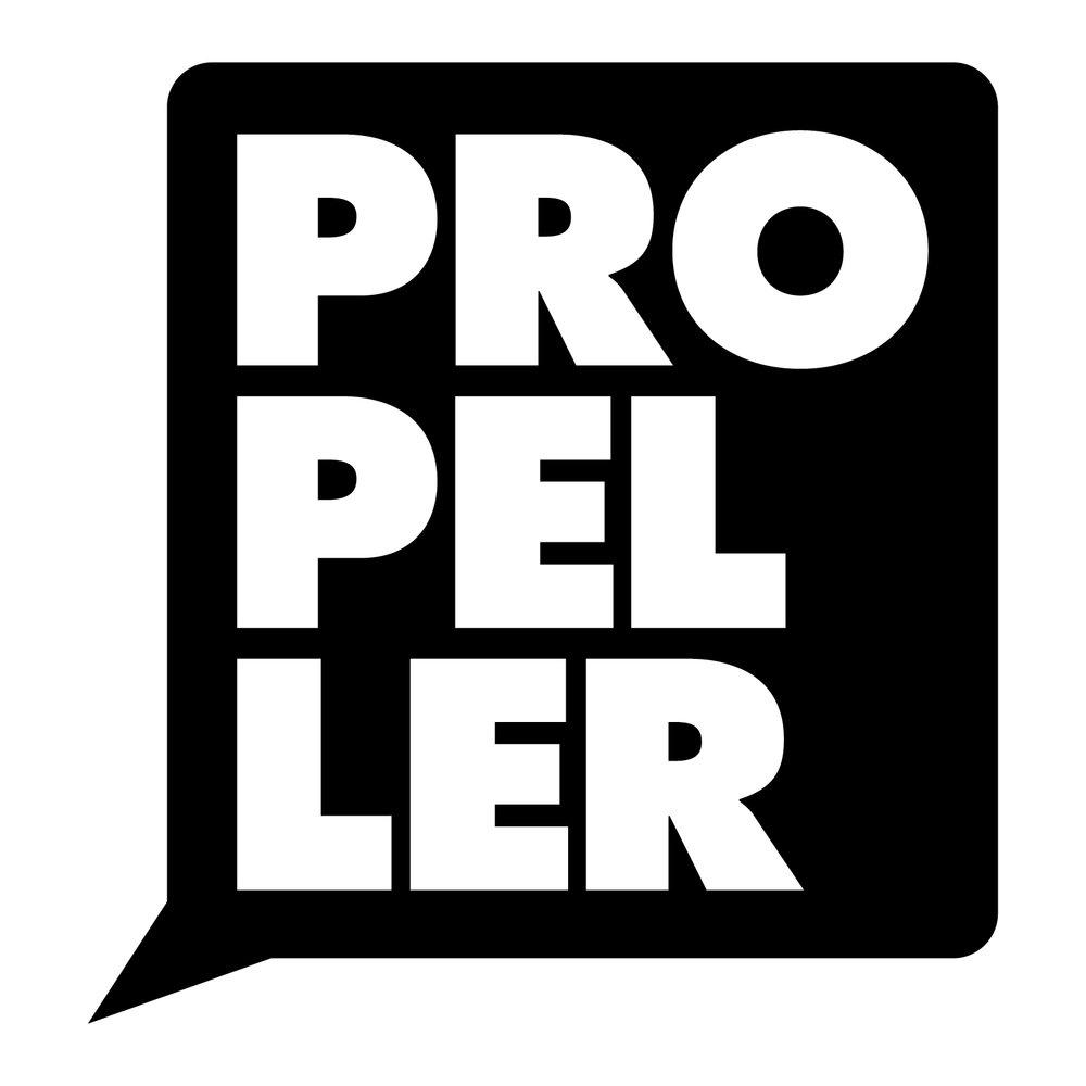 Propeller   Branding   By James-Lee Duffy