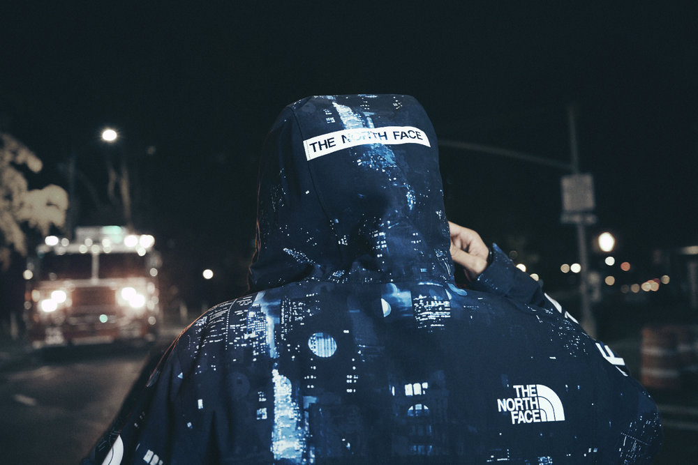 Extra Butter X The North Face | Art Direction | By James-Lee Duffy