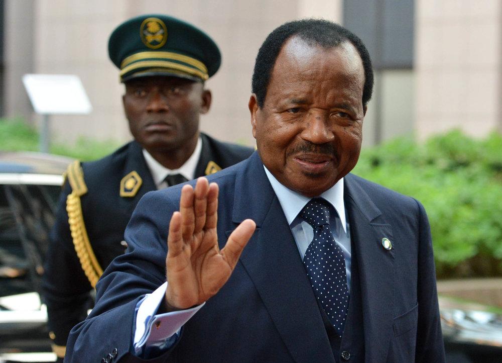 Paul Biya has ruled over Cameroon for 42 years