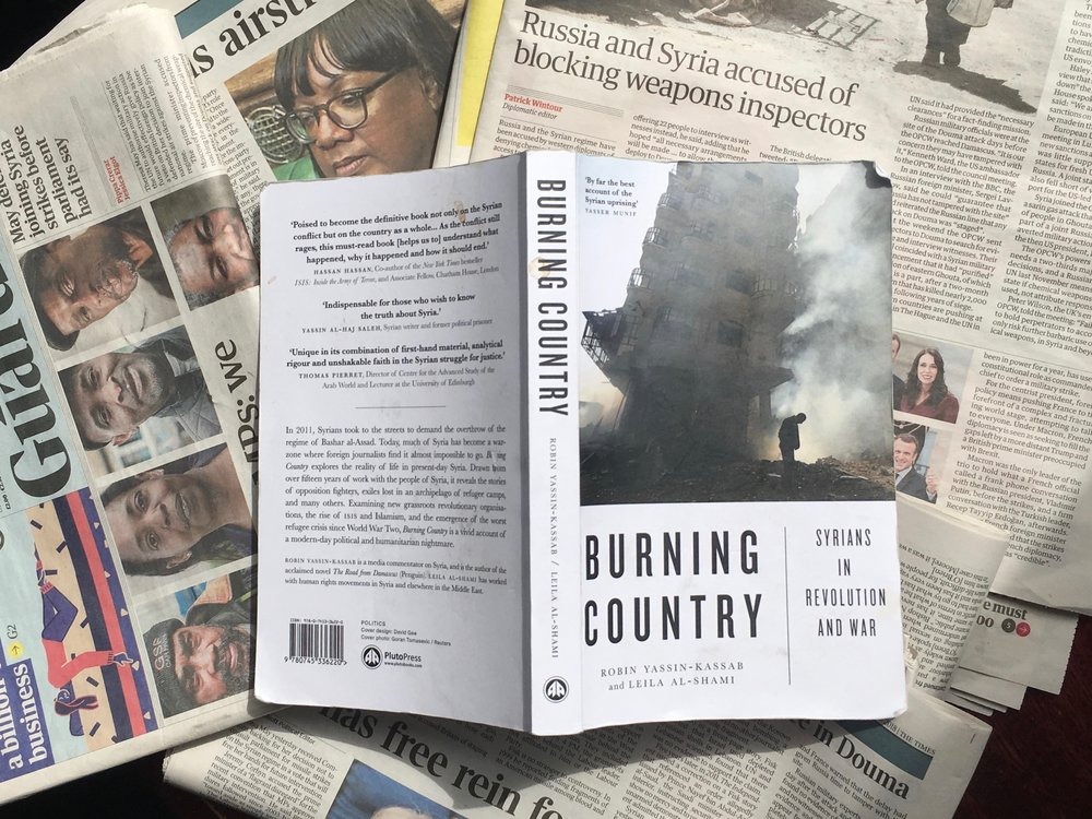 Burning Country