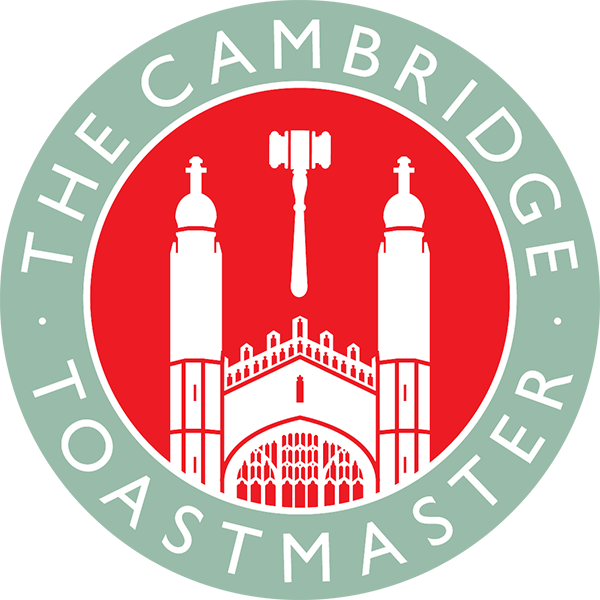 The Cambridge Toastmaster