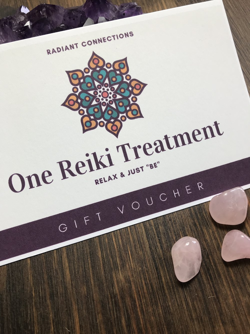 Vouchers now Available! - Give the gift of rest and relaxation.