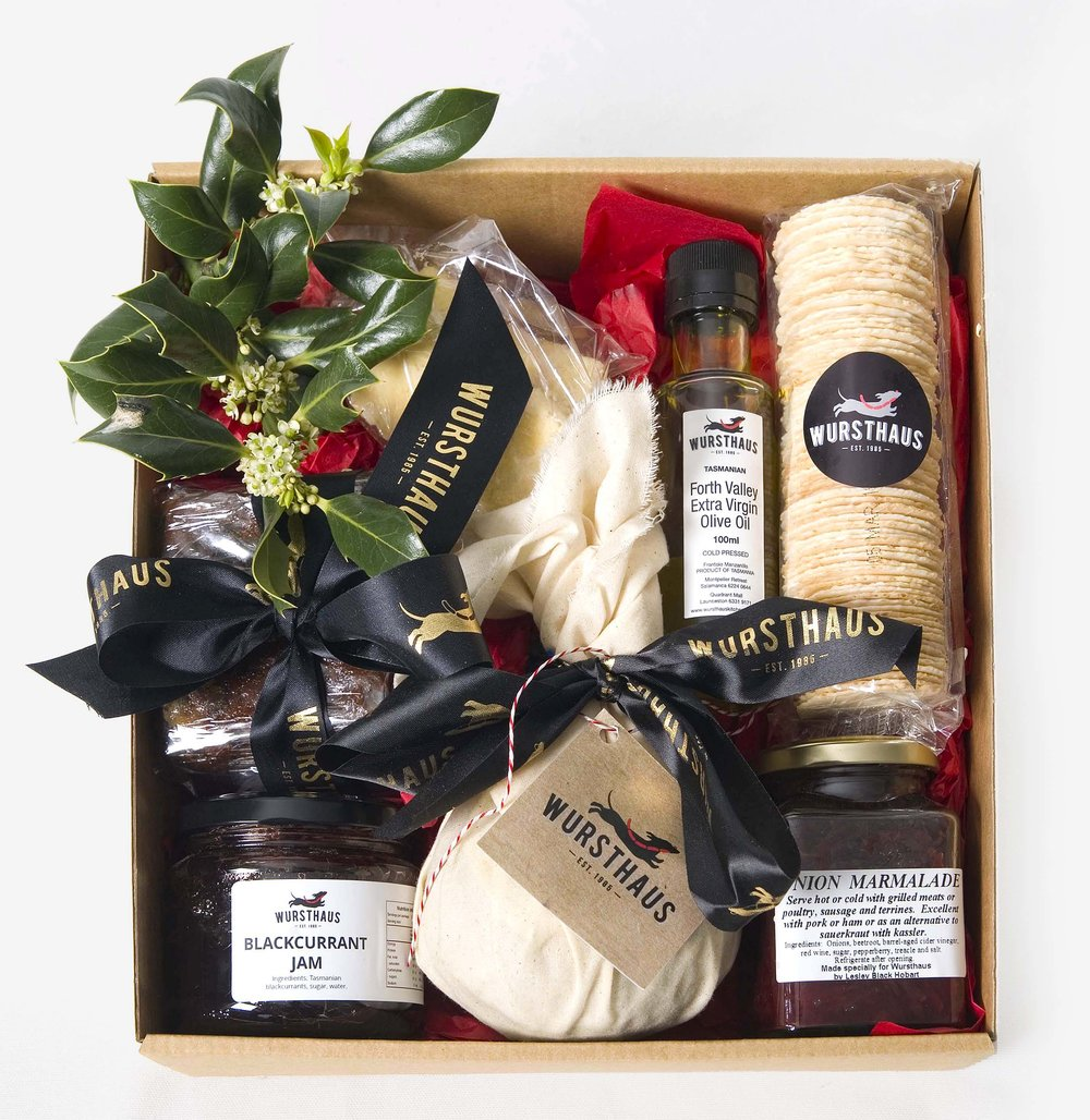 OUR GIFT HAMPERS ARE JUST THE THING FOR ANY FOODIE - NEED A GIFT, FAST?