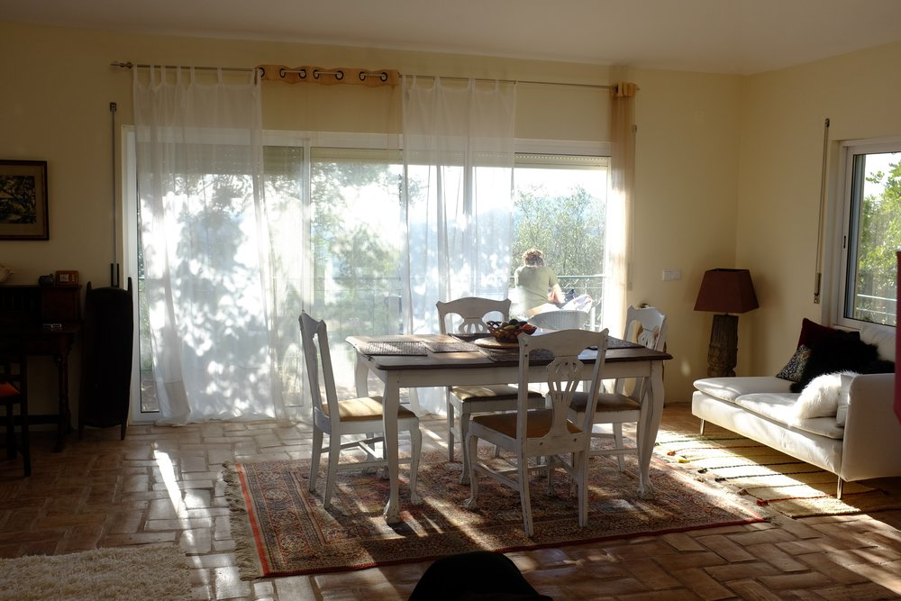 lovely light of dining table and isla on balcony.jpg