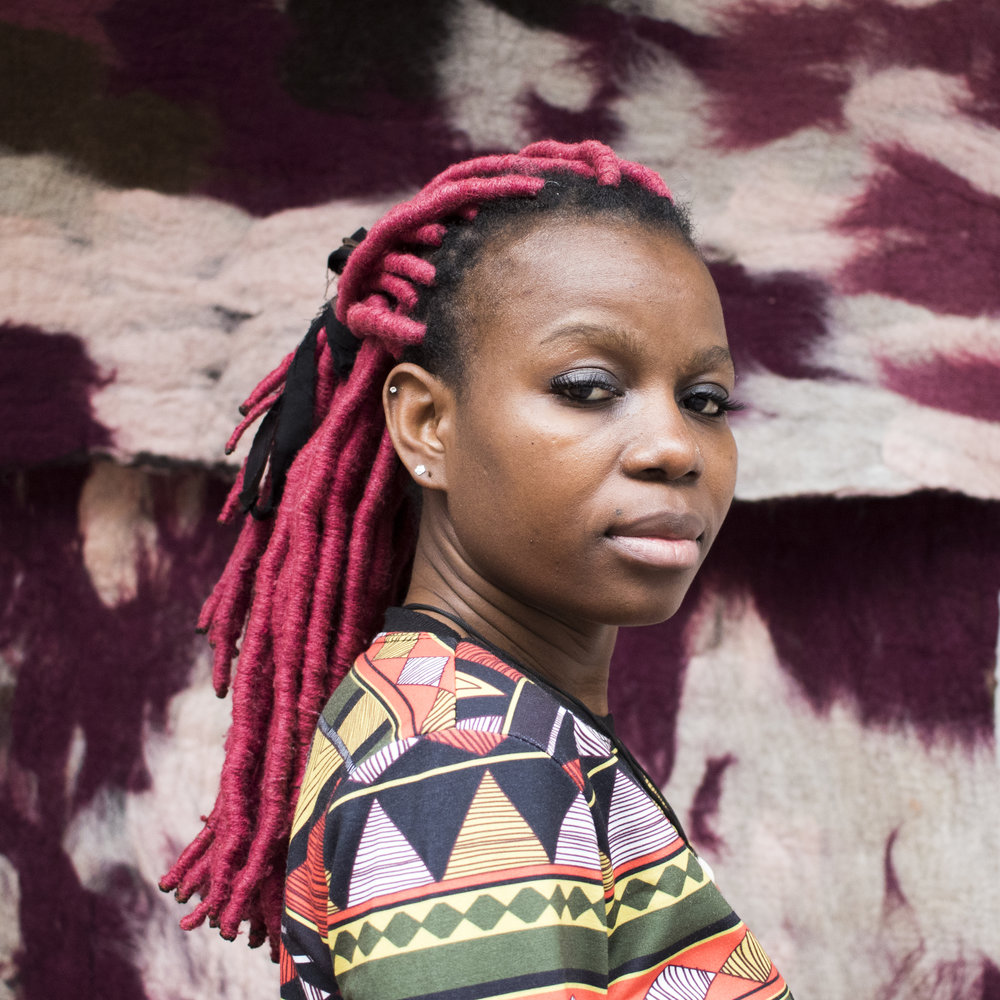 Aniche    Hear her story.