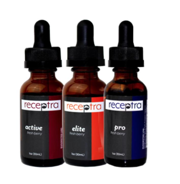 Receptra CBD Oils