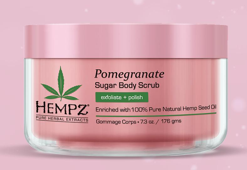 Hempz Body Sugar Scrub