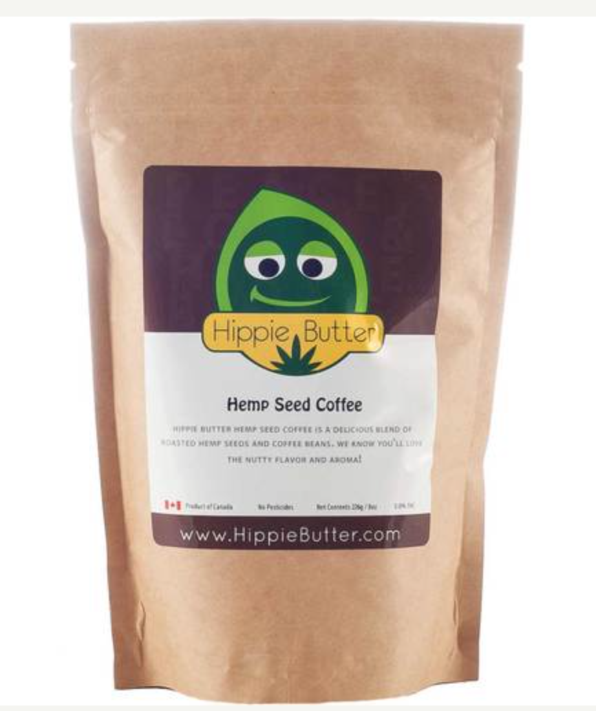 Hippie Butter Hemp Seed Coffee