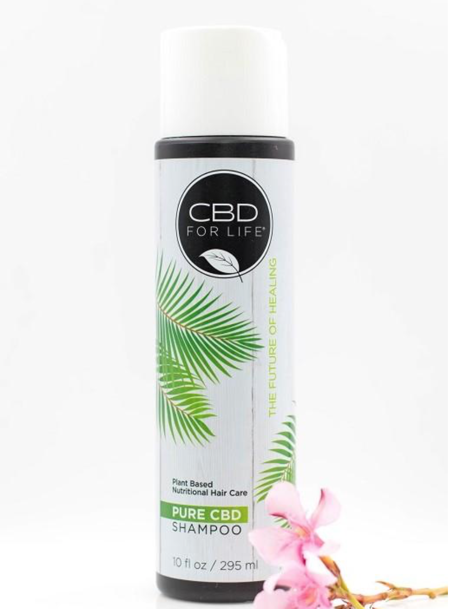 Pure CBD For Life Shampoo
